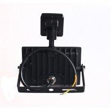 LED прожектор  с датчиком  движения 10 Вт 6500К IP65