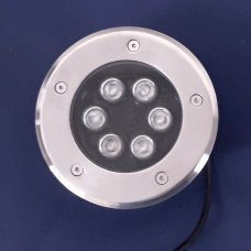 Грунтовый светильник RGB 6W LM11 Lemanso