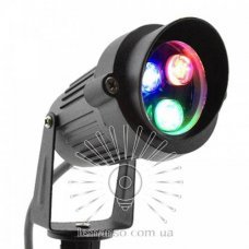 Ландшафтный светильник 3W RGB LM15 Lemanso