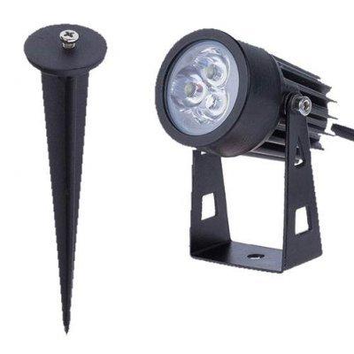 Садовый светильник с колышком 3W 6500К LM23 Lemanso
