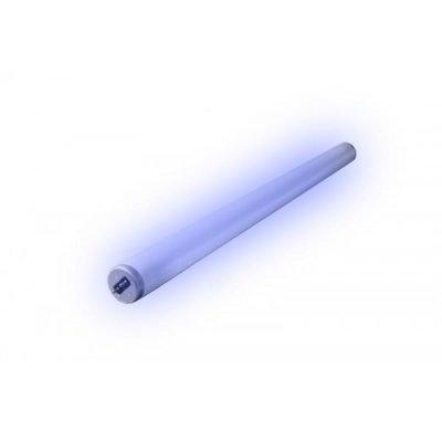 Люминесцентная Ультрафиолетовая лампа для уничтожителя насекомых Delux F 6W BL 350 G5  22 см