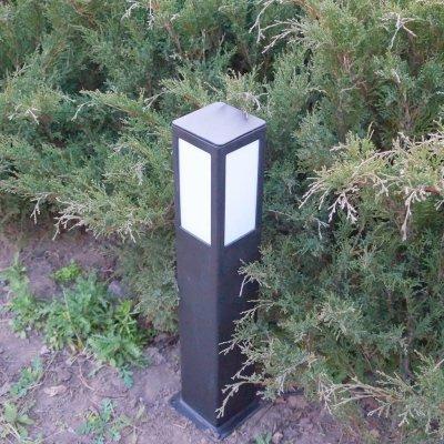 Антивандальный светильники столбик для садовых дорожек Элит 300