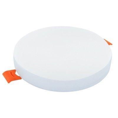 Потолочный светильник диодный круглый 12W 5000K UNI BIOM универсального монтажа