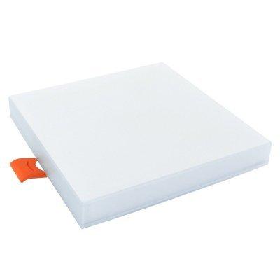 ЛЕД светильник потолочный врезной квадратный 32W 5000K UNI BIOM универсального монтажа