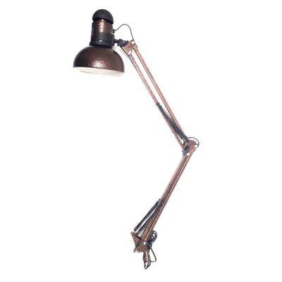 Светильник настольный на струбцине