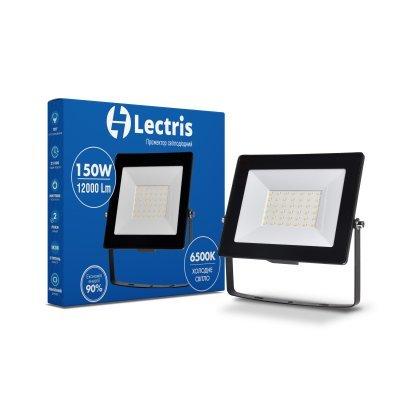 Светодиодный прожектор 150 вт IP65 6500K Lectris