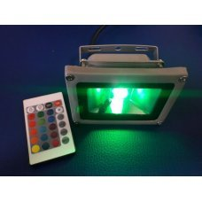 Прожектор светодиодный RGB LED 30w