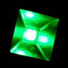Прожектор светодиодный 30w зеленый IP65