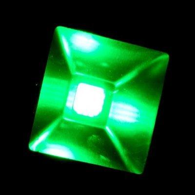 Зеленый прожектор для подсветки кустов и деревьев 20 Вт IP65 PARS-20 Horoz