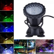 Подсветка пруда 36 LED RGB