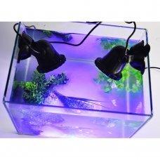 Подводная подсветка для аквариума RGB 2х36 LED