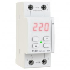 Реле напряжения D2-40 ZUBR