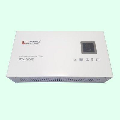 Автоматический стабилизатор напряжения 220в для дома на 10квт ЛС-10000Т Lorenz Electric