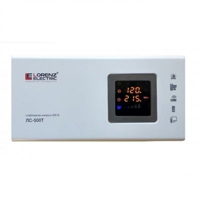 Стабилизатор напряжения для котла ЛС-500Т Lorenz Electric